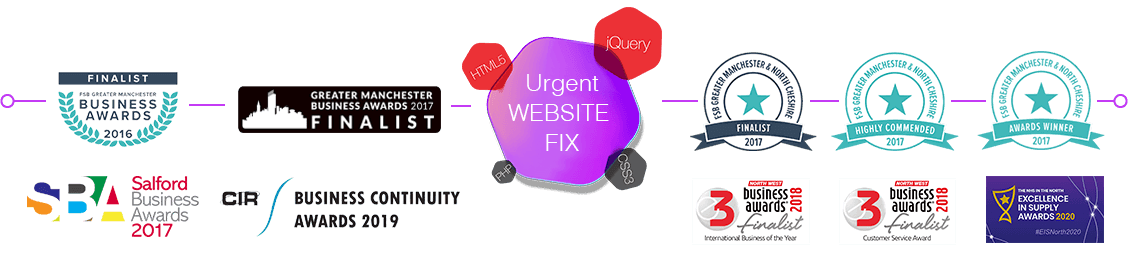 urgent-website-fix