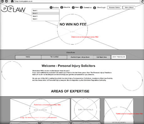 piplaw-wireframe