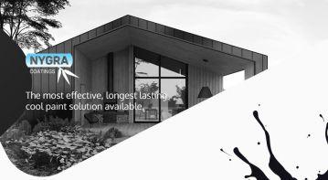 Nygra coatings website