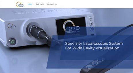 270Surgical Website