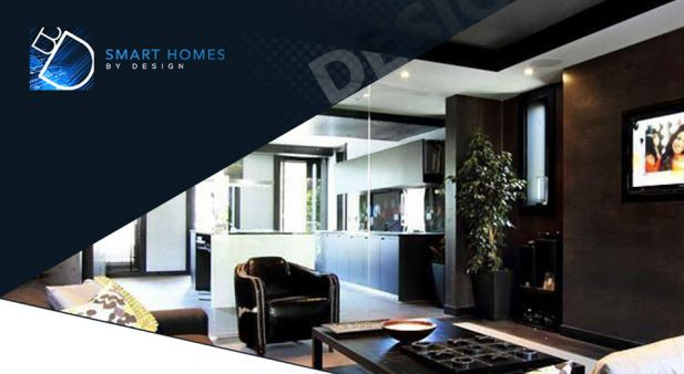 Website for smart homes design and consultancy company